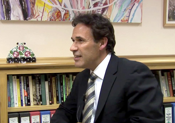 Richard Susskind at the Oxford Internet Institute