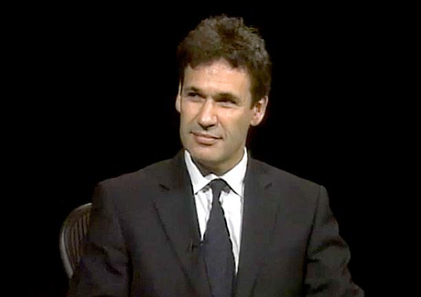 Richard Susskind interviewed by Jim Zirin
